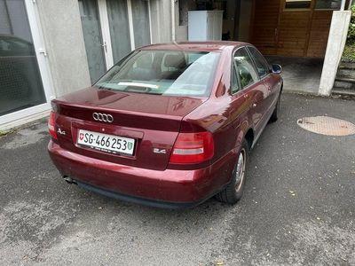 gebraucht Audi A4  2.4, 119000km! MFK 03.2021, SUPER Zustand