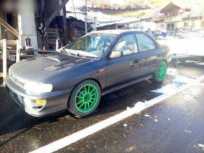 gebraucht Subaru Impreza Impreza Scheunenfund!