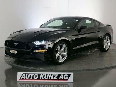 gebraucht Ford Mustang GT Fastback 5.0 V8 Premium