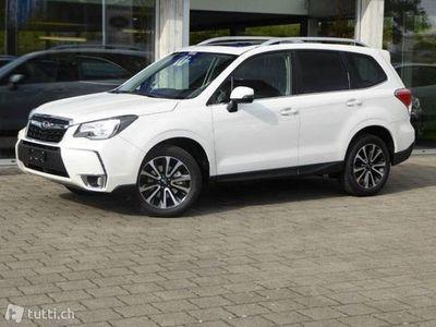 gebraucht Subaru Forester 2.0 XT Luxury
