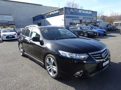 gebraucht Honda Accord Tourer 2.4i 16V Executive Advanced Safety Editi