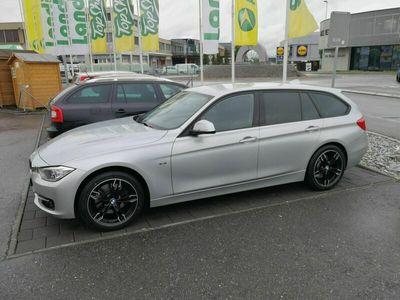 gebraucht BMW 330 3er d xDrive Touring Sport