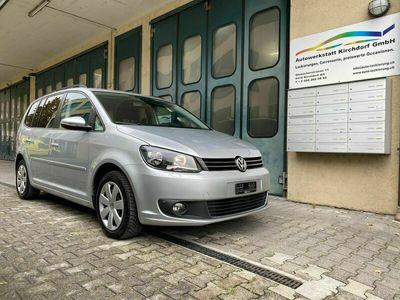 gebraucht VW Touran 1.6 TDI BMT Comfortline DSG