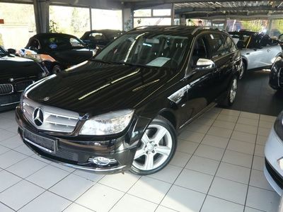 gebraucht Mercedes C320 T CDI Automatik Avantgarde Volleder Navi