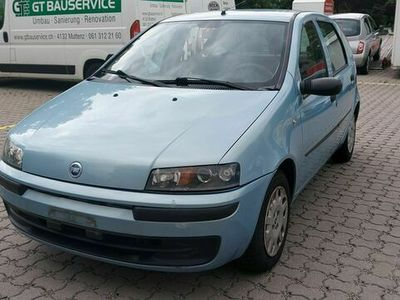 gebraucht Fiat Punto 1.2 16V Dynamic