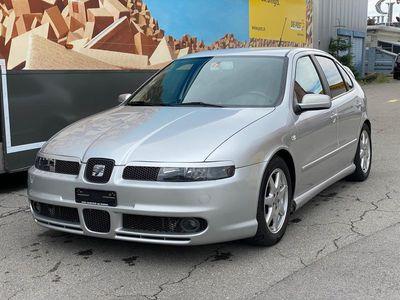 gebraucht Seat Leon 1.9 TDI Top Sport 4x4