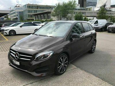 gebraucht Mercedes B200 Urban 7G-DCT