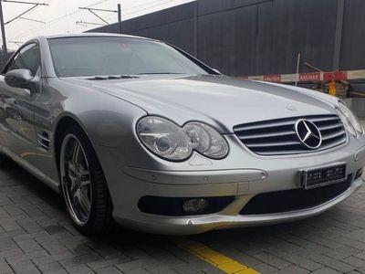 gebraucht Mercedes SL500 SL MERCEDESAMG PAKET SL 55 Look