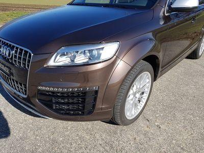 gebraucht Audi Q7 6.0 TDI V12 quattro tiptronic