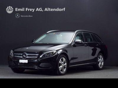 gebraucht Mercedes C250 d T-Modell 4MATIC Swiss Star AMG-Line