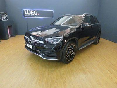 gebraucht Mercedes GLC300 GLC-KlasseAMG Line 4Matic 9G-Tronic