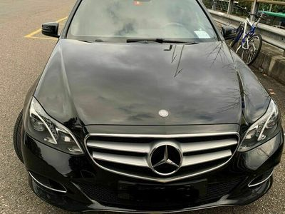 gebraucht Mercedes E350 BlueTEC Elégance 9G-Tronic