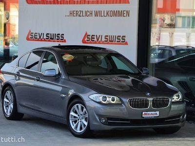gebraucht BMW 525 Steptronic