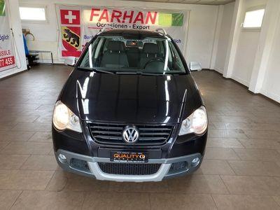 gebraucht VW Polo Cross 1.6 16V