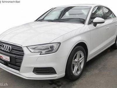gebraucht Audi A3 Sedan 1.6 TDI