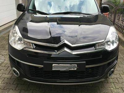 gebraucht Citroën C-Crosser Gepflegter SUV mit 7 Sitzen und zuschaltbarer Allrad