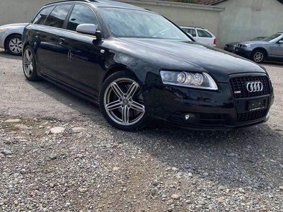 gebraucht Audi A6 S-line 4.2 180.000 km Voll austatung