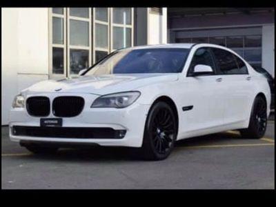 gebraucht BMW 730L 7er D