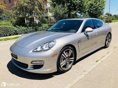 gebraucht Porsche Panamera S AB MFK: 08.2019 KM: 102300
