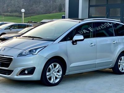 gebraucht Peugeot 5008 1.6 BlueHDi Sensation Tiptronic **7-PLÄTZER**