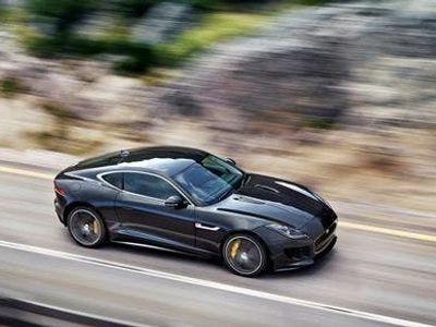 gebraucht Jaguar F-Type Coupé 3.0 V6 S/C R-Dynamic