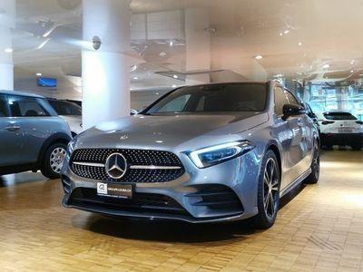 gebraucht Mercedes A250 A 250AMG Line 4Matic 7G-DCT 4Matic