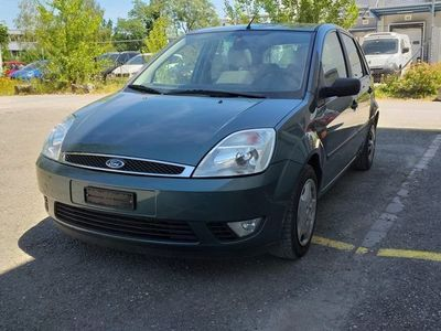 gebraucht Ford Fiesta 1.4 16V Ghia