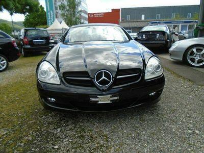 gebraucht Mercedes SLK350