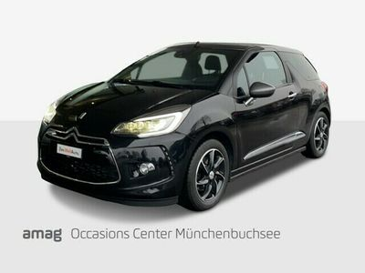 gebraucht DS Automobiles DS3 Cabriolet 1.6 THP Faubourg Addict