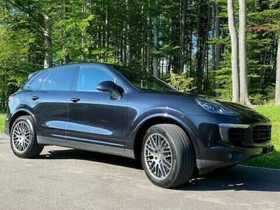 gebraucht Porsche Cayenne Diesel Platinum Edition