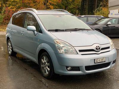 gebraucht Toyota Corolla Verso 1.8 Linea Sol