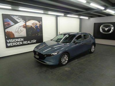 gebraucht Mazda 3 Hatchback SKYACTIV-X M Hybrid 180 Ambition Automat