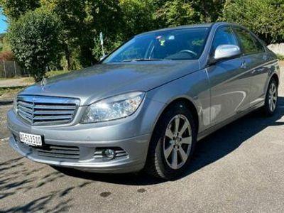 gebraucht Mercedes C200 C-Klasse