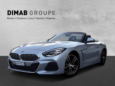 gebraucht BMW Z4 sDrive30i M Sport