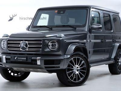 gebraucht Mercedes G500 AMG Line 9G-Tronic