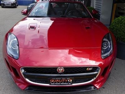 gebraucht Jaguar F-Type Convertible S 3.0 V6 S/C AWD