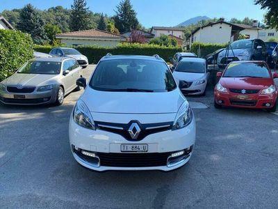 gebraucht Renault Grand Scénic Scénic1.2 16V Turbo Bose (MPV / minivan)