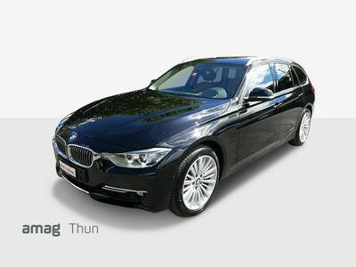 gebraucht BMW 335 3er i xDrive Luxury Line Steptronic