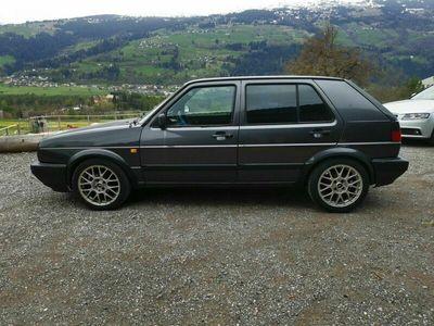 gebraucht VW Golf II Syncro 1.8 GL