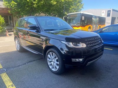 gebraucht Land Rover Range Rover Sport 3.0 SDV6 HSE Automatic