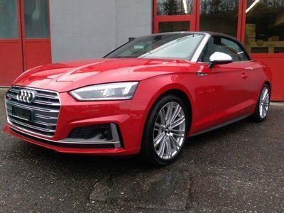 gebraucht Audi S5 Cabriolet 3.0 TFSI 354 PS V6 quattro tiptronic
