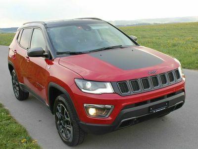 gebraucht Jeep Compass 2.0CRD Trailhawk AWD 9ATX