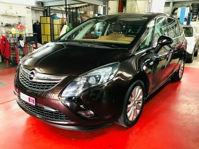 gebraucht Opel Zafira Tourer 1.4i 16V Cosmo