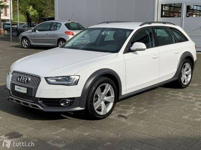 gebraucht Audi A4 Allroad 2.0 TDI quattro (Kombi)