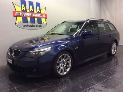gebraucht BMW 530 d Touring more4you Steptronic