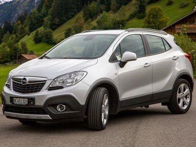 gebraucht Opel Mokka 1.4 T ecoTEC Enjoy S/S