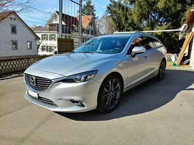 gebraucht Mazda 6 Revolution, Allrad frisch ab MFK + gr. Service