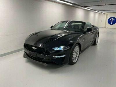 gebraucht Ford Mustang GT Mustang 5.0 V8 GT 5.0 V8