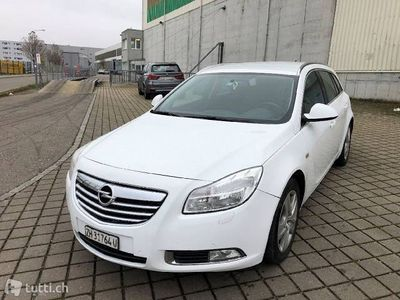 gebraucht Opel Insignia Sports Tourer 2.0 Turbo Cosmo Aut...