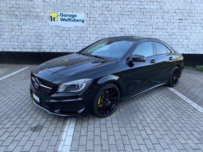 gebraucht Mercedes CLA220 CLA-KlasseCDI AMG Line